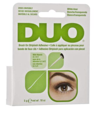 Adeziv Duo Brush-On - transparent