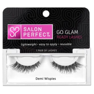 Gene false Salon Perfect Press-On Demi Wispies